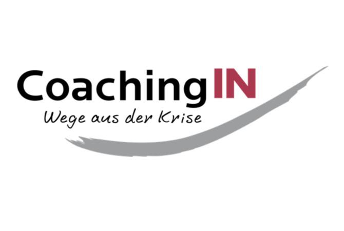 Das Logo in erster Version für CoachingIN