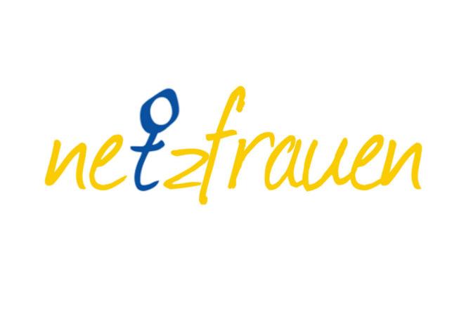 Das Logo der Netzfrauen