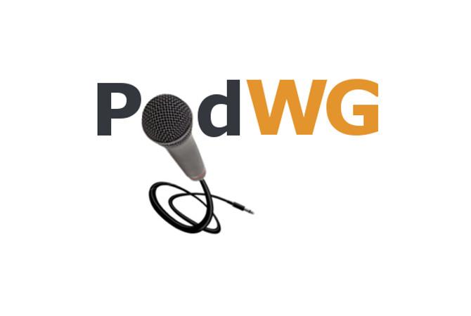 Logokonzept für die Pod-WG