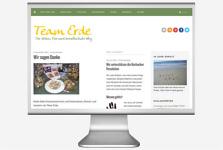 Webseitenbild Team Erde